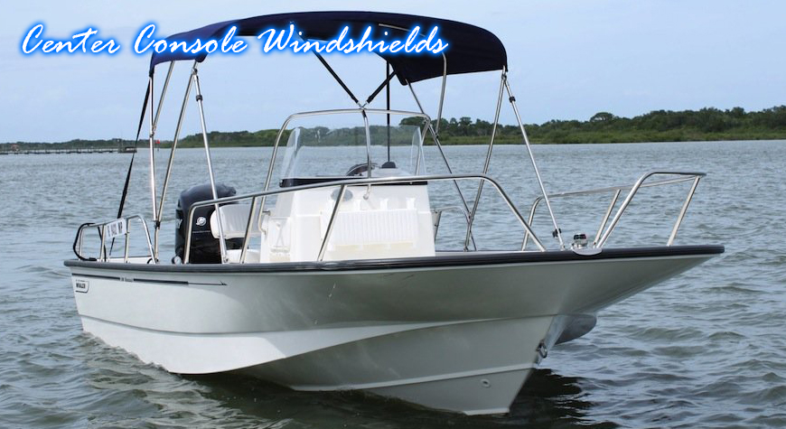 How do you replace a windshield on a boat?