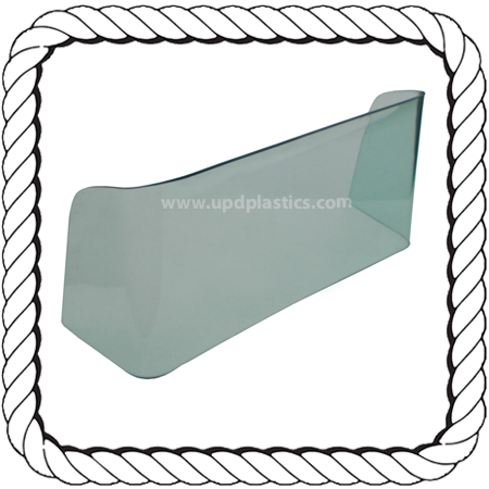sea pro boat windshields upd plastics price n a thickness 3 16 color clear